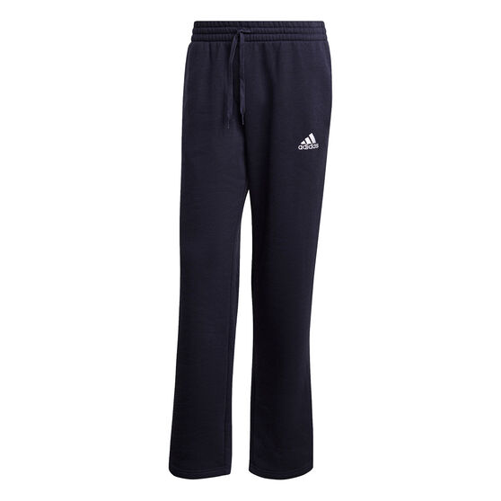 adidas Mens Volume Fleece Track Pants, Navy, rebel_hi-res