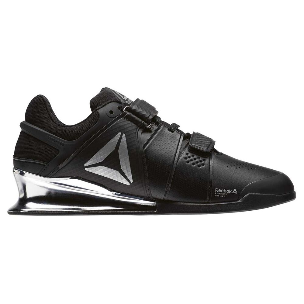 59795e623 Reebok Legacy Lifter Mens Training Shoes Black   White US 9.5 ...
