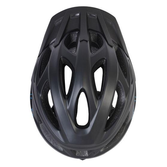 Goldcross Voyager Bike Helmet, Black, rebel_hi-res