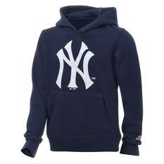 New York Yankees Kids Prism Hoodie Navy S, Navy, rebel_hi-res