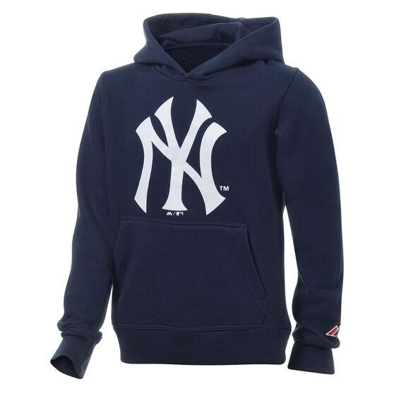 New York Yankees Kids Prism Hoodie, Navy, rebel_hi-res