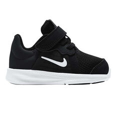 Nike Downshifter 8 Toddlers Running Shoes Black / White US 2, Black / White, rebel_hi-res