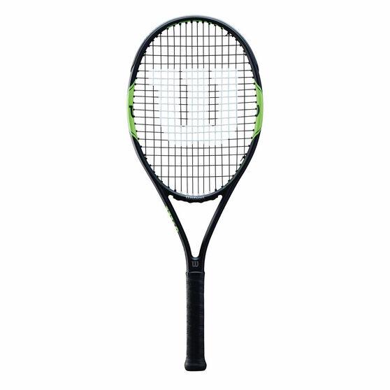 Wilson Milos Tour 100 Tennis Racquet 4 3/8in, , rebel_hi-res