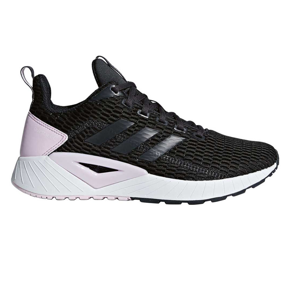 804d119890d9 adidas Questar CC Womens Running Shoes Black   Lilac US 6.5