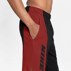 Nike Mens Dry-FIT Sports Clash Energy Shorts Black S, Black, rebel_hi-res