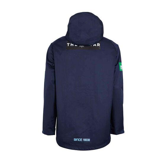 NSW State of Origin Mens Wet Weather Jacket, Blue, rebel_hi-res