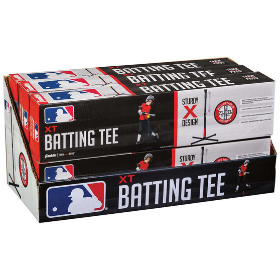 Hex MLB XT Batting Tee, , rebel_hi-res