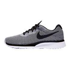 Nike Tanjun Racer Womens Casual Shoes Grey US 6, Grey, rebel_hi-res