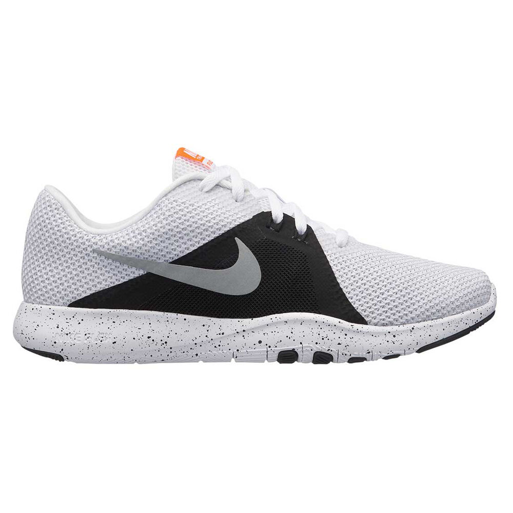 sports shoes 877af d9ee1 Nike Flex TR 8 Womens Running Shoes White   Silver US 9, White   Silver