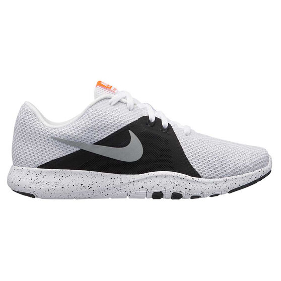 713cadfd93a5a Nike Flex TR 8 Womens Running Shoes White   Silver US 9