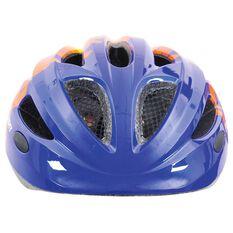 Flight Toddler Bike Helmet Blue / Yellow 51 to 55cm, , rebel_hi-res