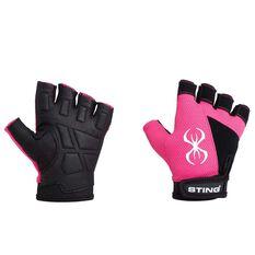 Sting VX1 Vixen Training Glove Pink L, Pink, rebel_hi-res