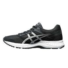 Asics Gel Contend 5 Mens Running Shoes Black US 13, Black, rebel_hi-res