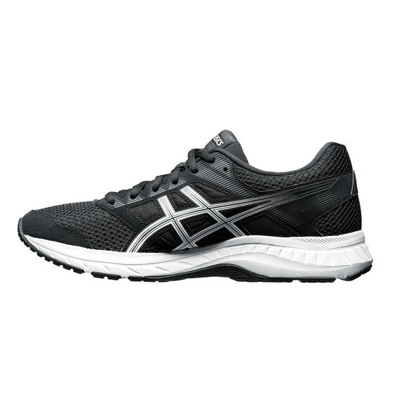 Asics Gel Contend 5 Mens Running Shoes, Black, rebel_hi-res