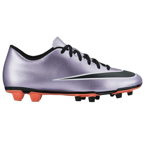 pretty nice c6d69 2f127 Nike Mercurial Vortex II Mens Football Boots Purple US 10.5 Adult, Purple,  rebel hi-