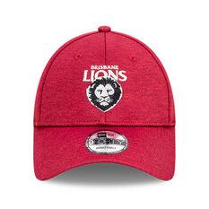 Brisbane Lions 2021 New Era Shadow Tech 9FORTY Cap, , rebel_hi-res