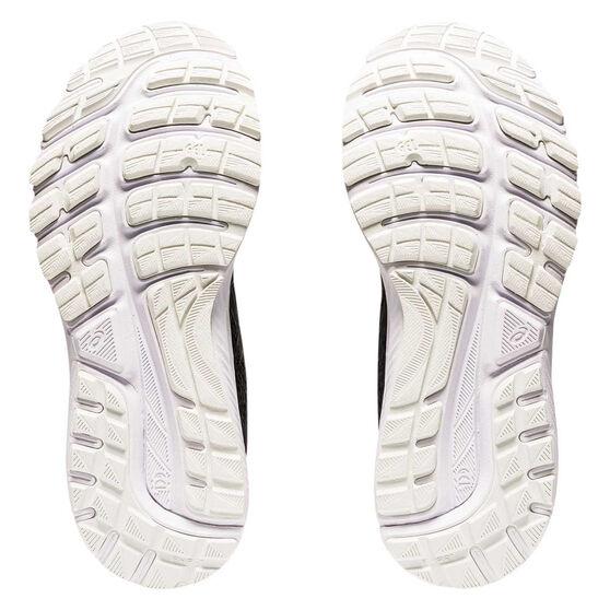 Asics GEL Cumulus 22 EDO Era Mens Running Shoes, Black/Grey, rebel_hi-res