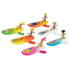 Wahu Surfer Dudes Toy Surfboard, , rebel_hi-res