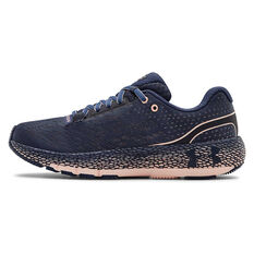 Under Armour HOVR Machina Womens Running Shoes Blue/Pink US 6, Blue/Pink, rebel_hi-res