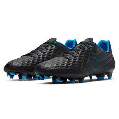 Nike Tiempo Legend VIII Academy Football Boots, Black, rebel_hi-res