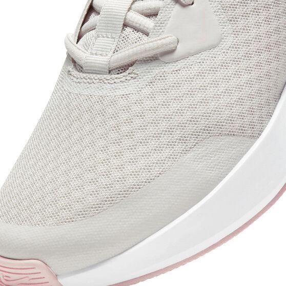 Nike MC Trainer Womens Training Shoes, White/Pink, rebel_hi-res