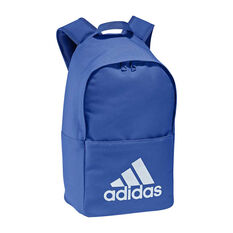 adidas Classic Backpack Blue, , rebel_hi-res