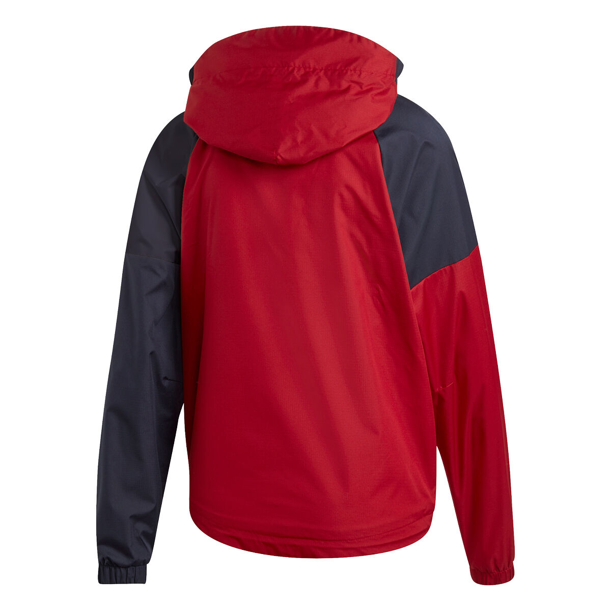 Youth New York Red Bulls adidas Red Full Zip Travel Jacket