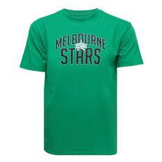 Melbourne Stars 2018 Mens Logo Tee, , rebel_hi-res