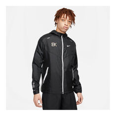 Nike Mens Eluid Kipchoge Windrunner Jacket Black S, Black, rebel_hi-res