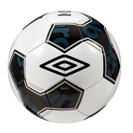 Umbro Speciali MK4 Soccer Ball, White / Black, rebel_hi-res