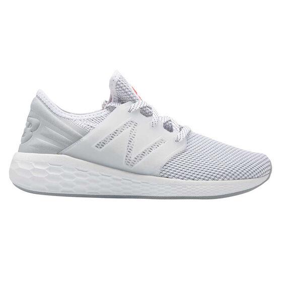 New Balance Cruz Womens Running Shoes White   Red US 11  2024fab902