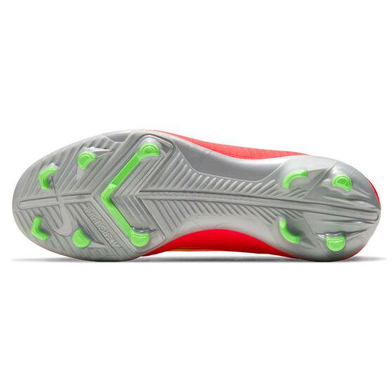 Nike Mercurial Vapor 14 Club Kids Football Boots, Red, rebel_hi-res