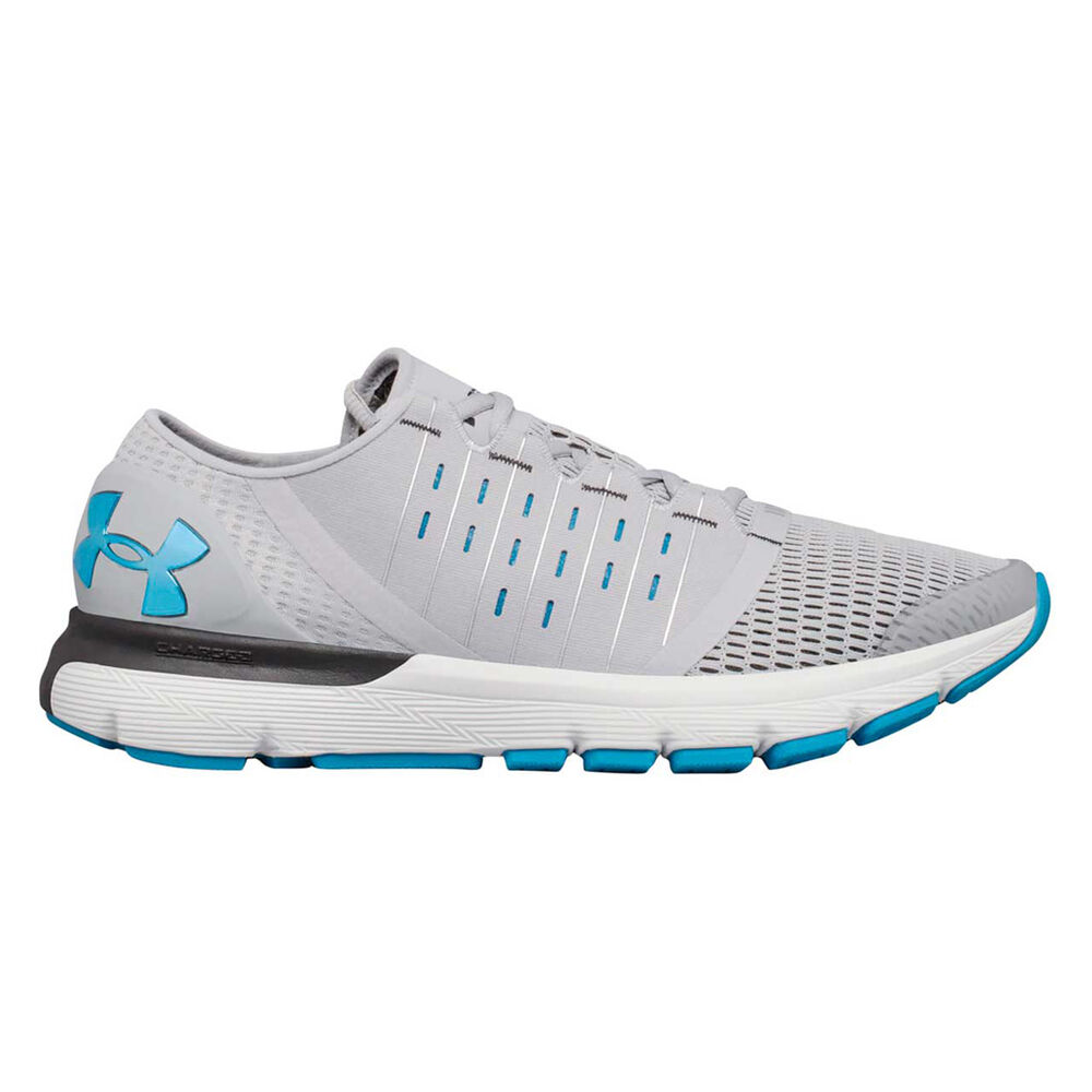 cd0571e3b4 Under Armour SpeedForm Europa Mens Running Shoes White / Blue US 14