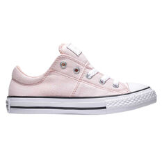 Converse Chuck Taylor All Star Madison Kids Casual Shoes Pink US 12, Pink, rebel_hi-res