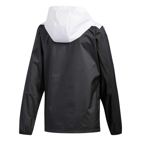 adidas Womens Tiro Windbreaker Jacket Black XS, Black, rebel_hi-res