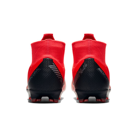 best service a53fc 4b982 Nike Mercurial Superfly 6 Pro CR7 Mens Football Boots Red / Black US 10.5