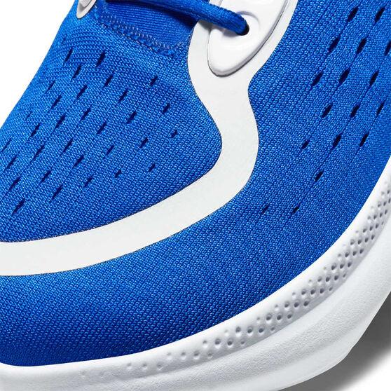 Nike Joyride Dual Run Kids Running Shoes Blue/Green US 6, Blue/Green, rebel_hi-res