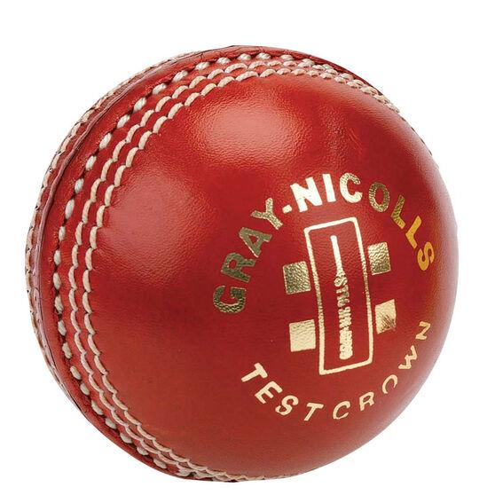Gray Nicolls Test Crown Two Piece Cricket Ball, , rebel_hi-res
