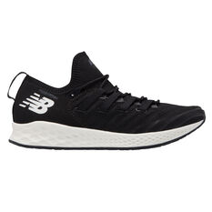 New Balance Zante Trainer Womens Training Shoes Black / White US 6, Black / White, rebel_hi-res