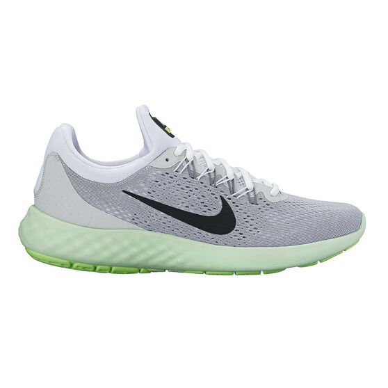 0c6ad2d428ac Nike Lunar Skyelux Womens Running Shoes White   Grey US 7.5