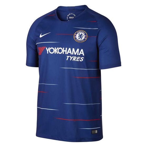Chelsea FC 2018 / 19 Mens Replica Jersey, , rebel_hi-res