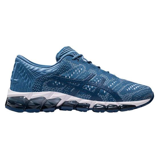 Asics GEL Quantum 360 5 Jacquard Womens Training Shoes Blue/Grey US 6.5, Blue/Grey, rebel_hi-res