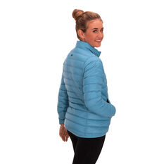 Macpac Womens Uber Light Down Jacket, Blue, rebel_hi-res