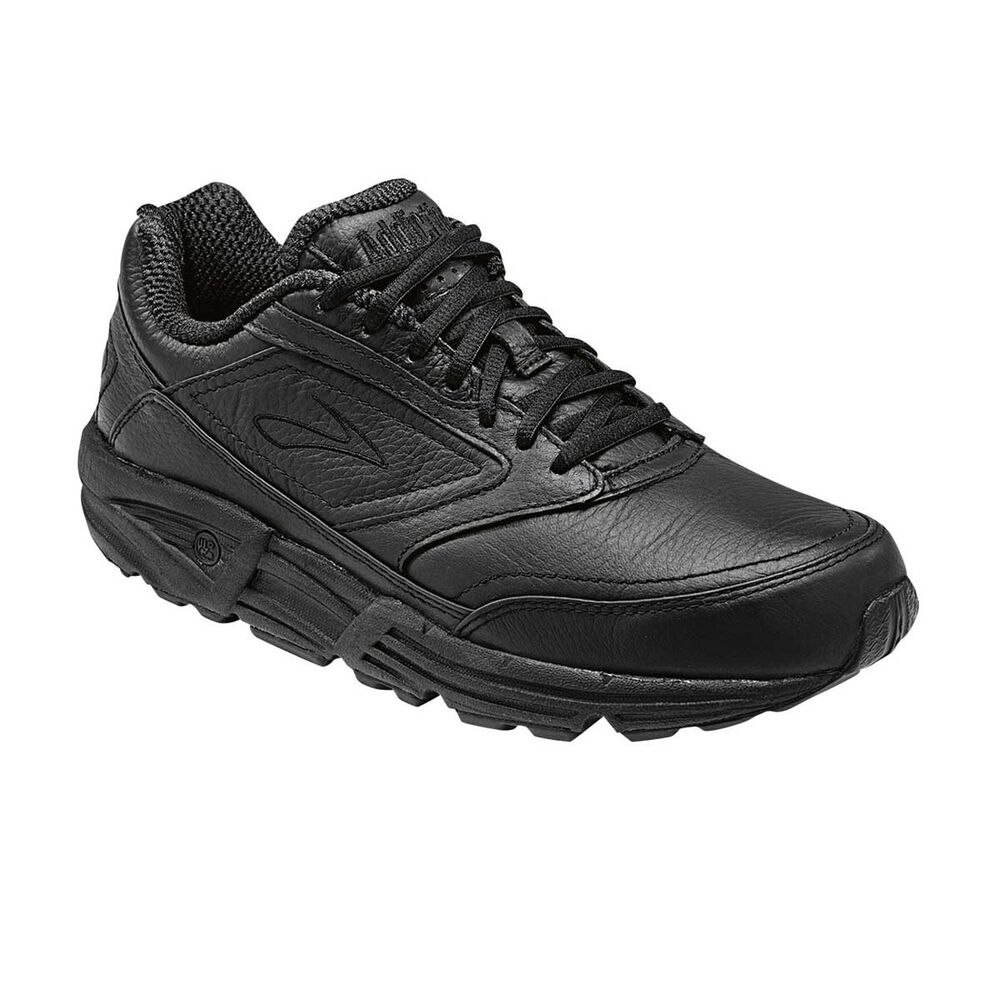 fdee9f0b267 Brooks Addiction Walker 2E Mens Walking Shoes Black US 14