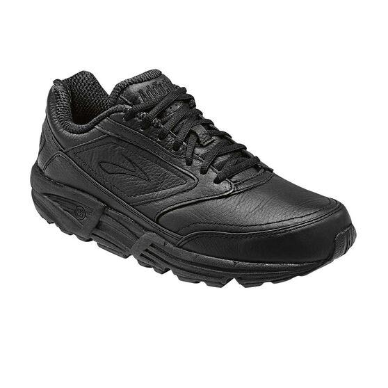 cf5558ccf04 Brooks Addiction Walker 2E Mens Walking Shoes Black US 14