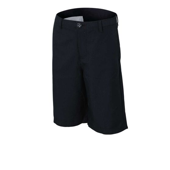 Under Armour Boys Medal Play Shorts, Black, rebel_hi-res