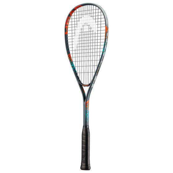 Head Cyber Elite Squash Racquet Grey / Orange, Grey / Orange, rebel_hi-res