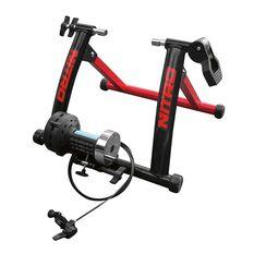 Nitro Magnetic Bike Trainer Black / Red, , rebel_hi-res