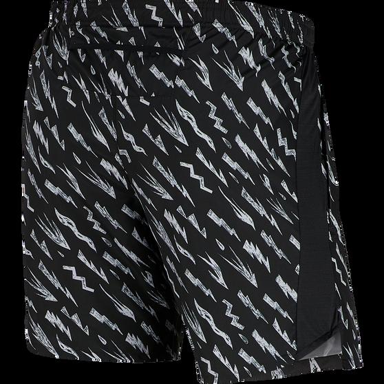 Nike Mens Challenger 7in Running Shorts, Black, rebel_hi-res
