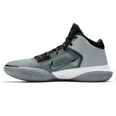 Nike Kyrie Flytrap 4 Basketball Shoes Grey US 7, Grey, rebel_hi-res